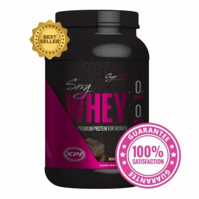 Gym Vixen Sexy Whey (Rich Chocolate)